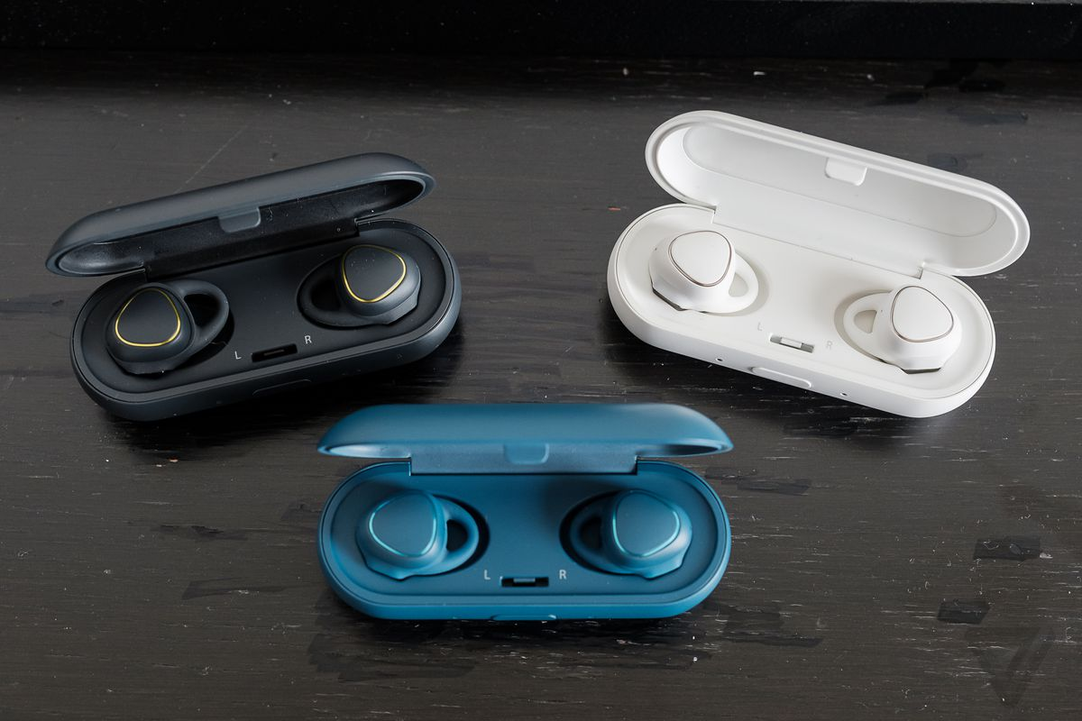 66590df87b3 Samsung's truly wireless earbuds are on sale for $50 - The Verge