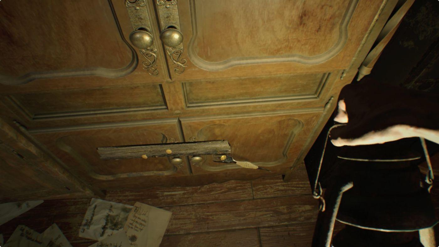 Resident Evil 7 Banned Footage Vol 1 Bedroom Walkthrough Polygon