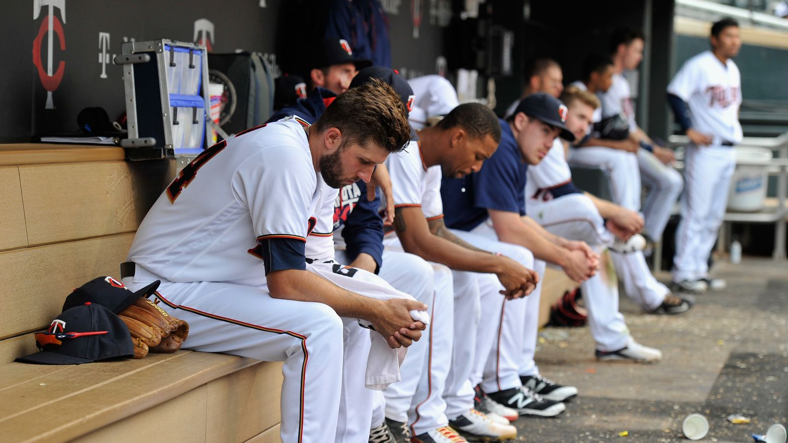 what twins players have been up to so far this off-season