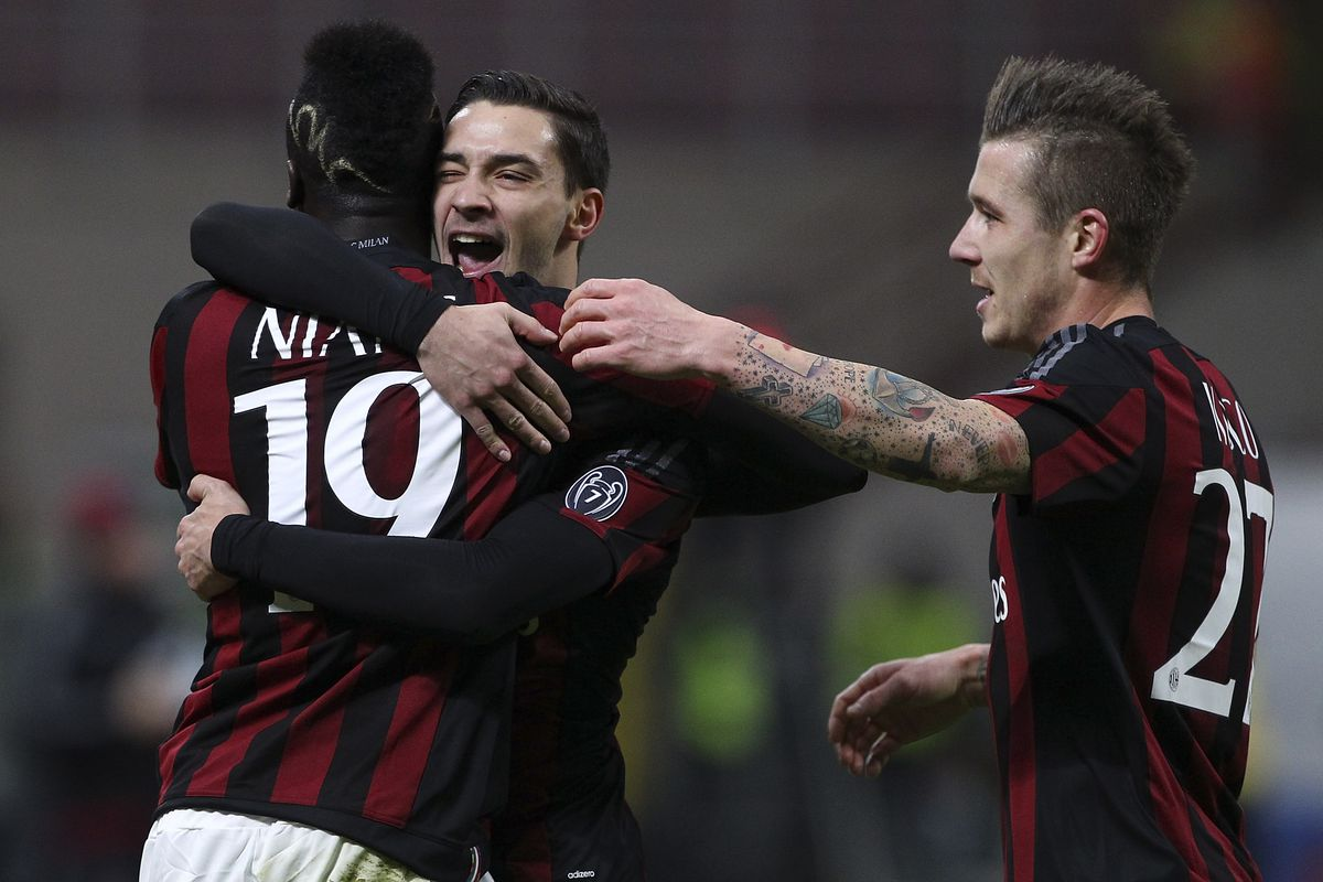 Niang and Bonaventura could be the ones to make the difference against Fiorentina