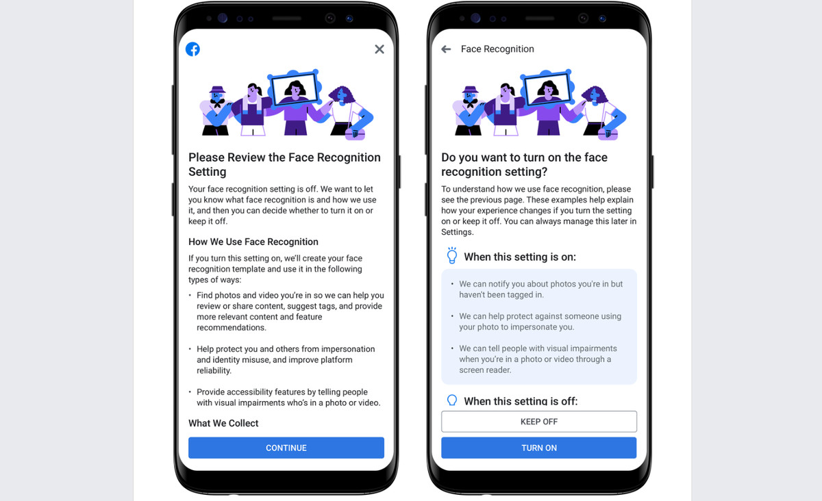 Facebook wants to use facial recognition on you  Should you