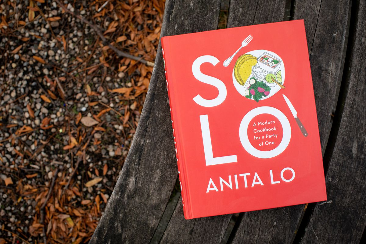 Anita Lo S Solo Is 2018 S Best Cookbook Of The Year Eater