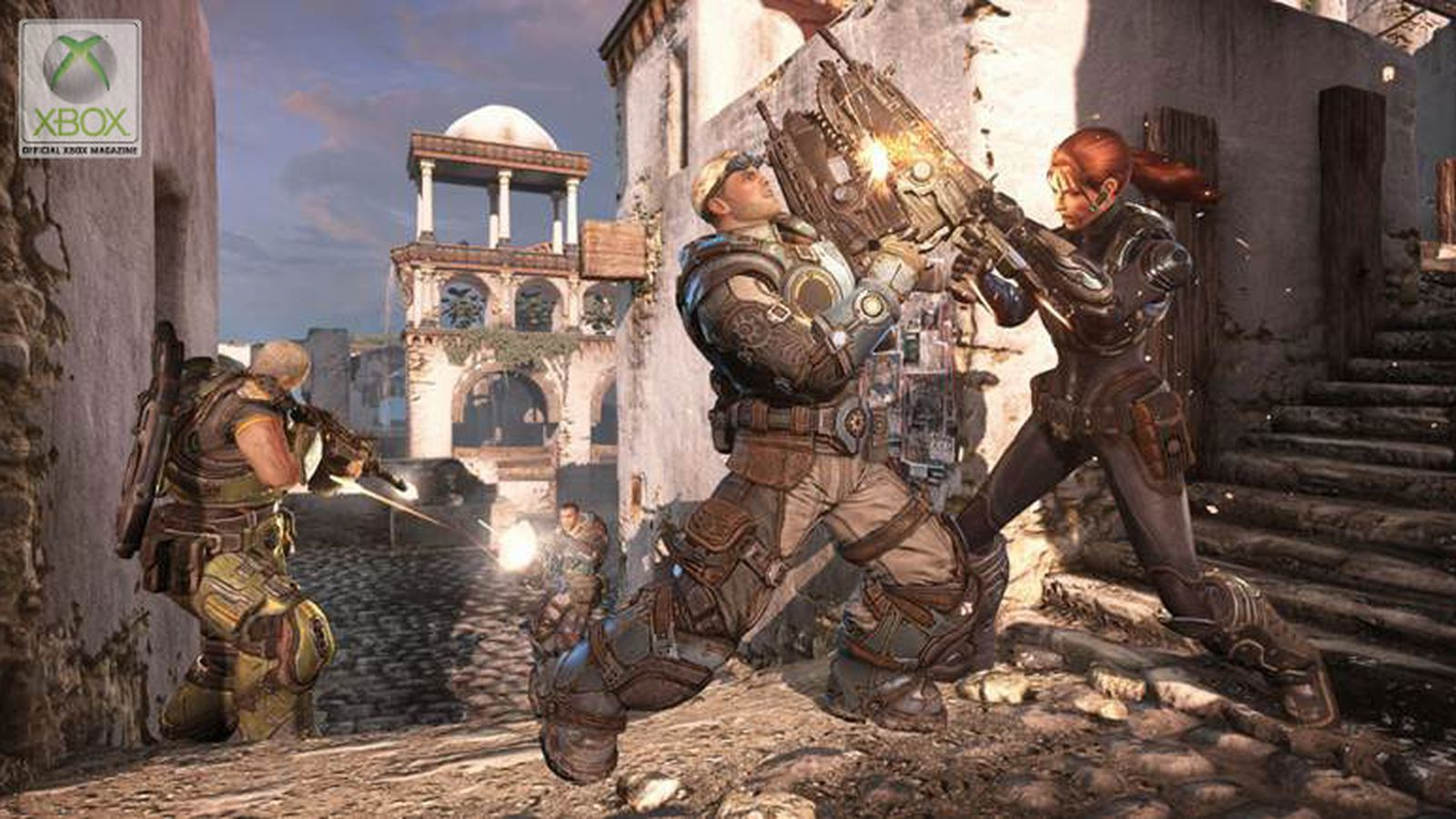 Gears Of War Judgment Adds Cog On Cog Action With Free