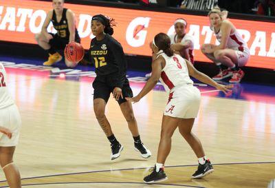 NCAA Womens Basketball: SEC Conference Tournament-Missouri vs Alabama