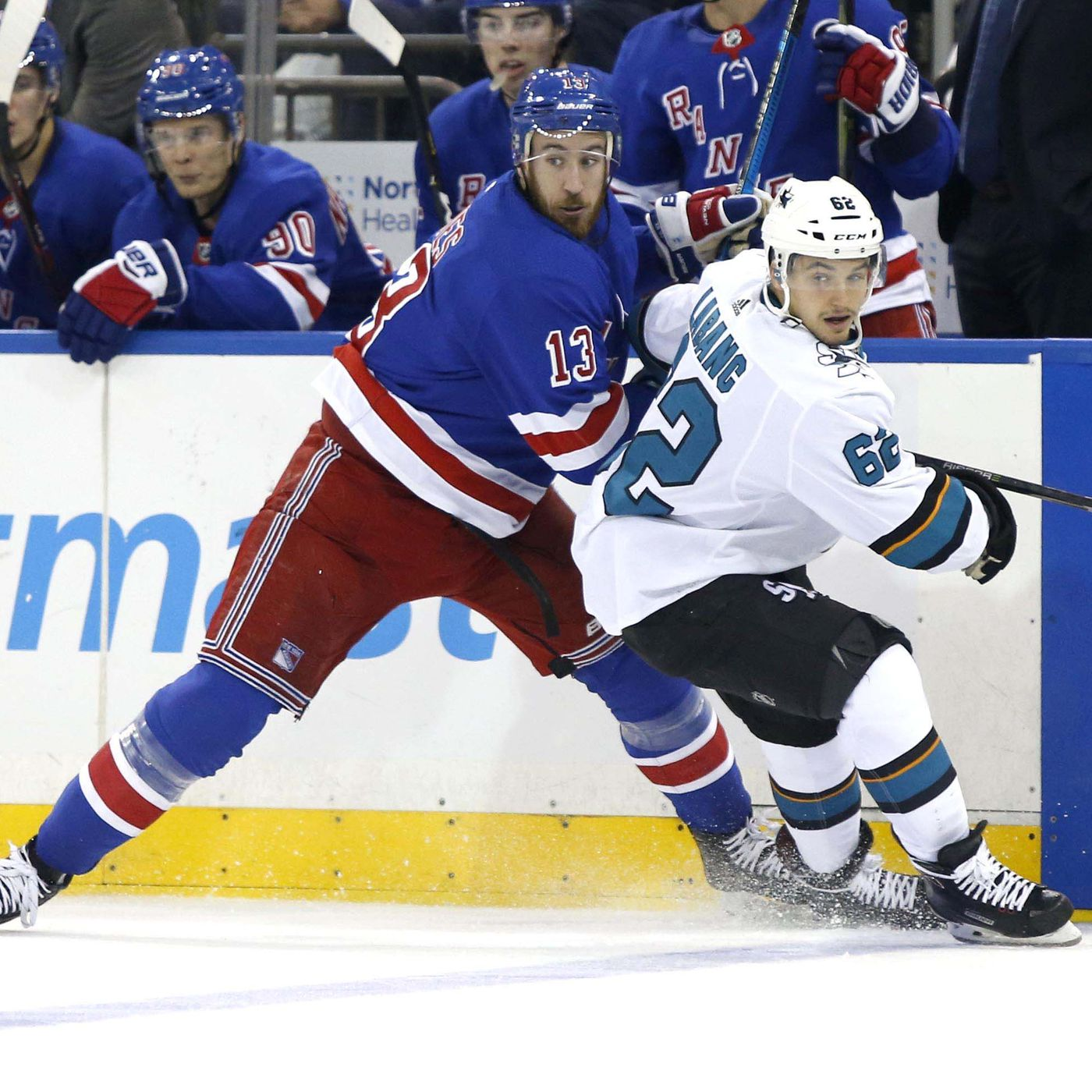 Sharks at Rangers 3 recap 2c4e25dc4bce