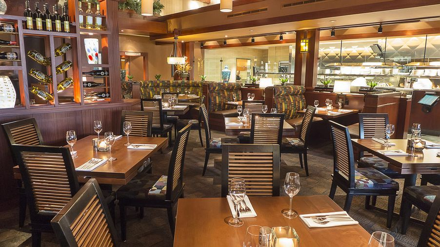 Seasons 52 opened its second houston location eater houston for Eddie v s san diego
