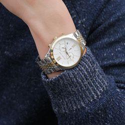 His watch is Michael Kors