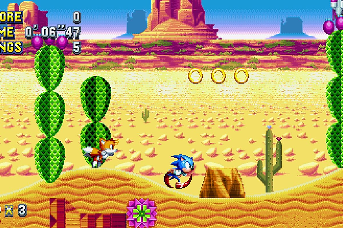 Sonic Mania on PC has surprise DRM, but at least it's now playable