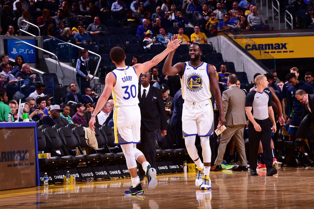 Steph Curry and the Warriors have a huge range of possible outcomes