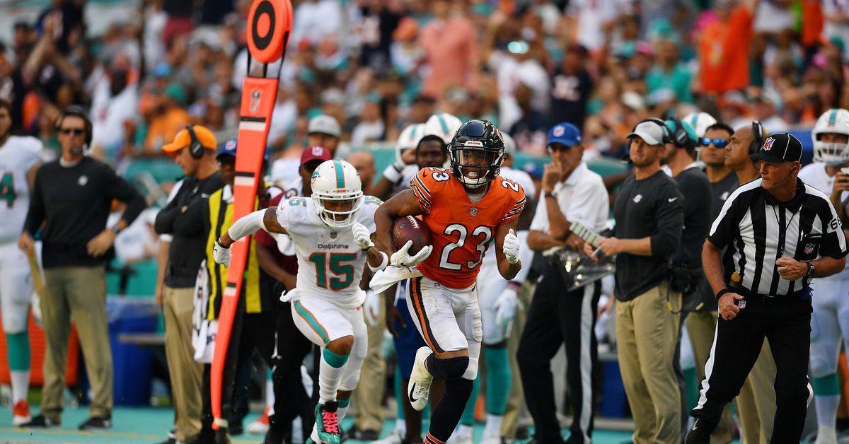 Chicago Bears: Week 6 game balls after heartbreaker in Miami - Windy City Gridir...