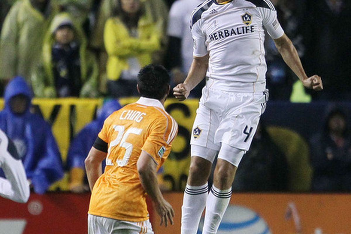 Fortunately, United won't have to face Omar Gonzalez this year. How big a loss is he for the Galaxy?