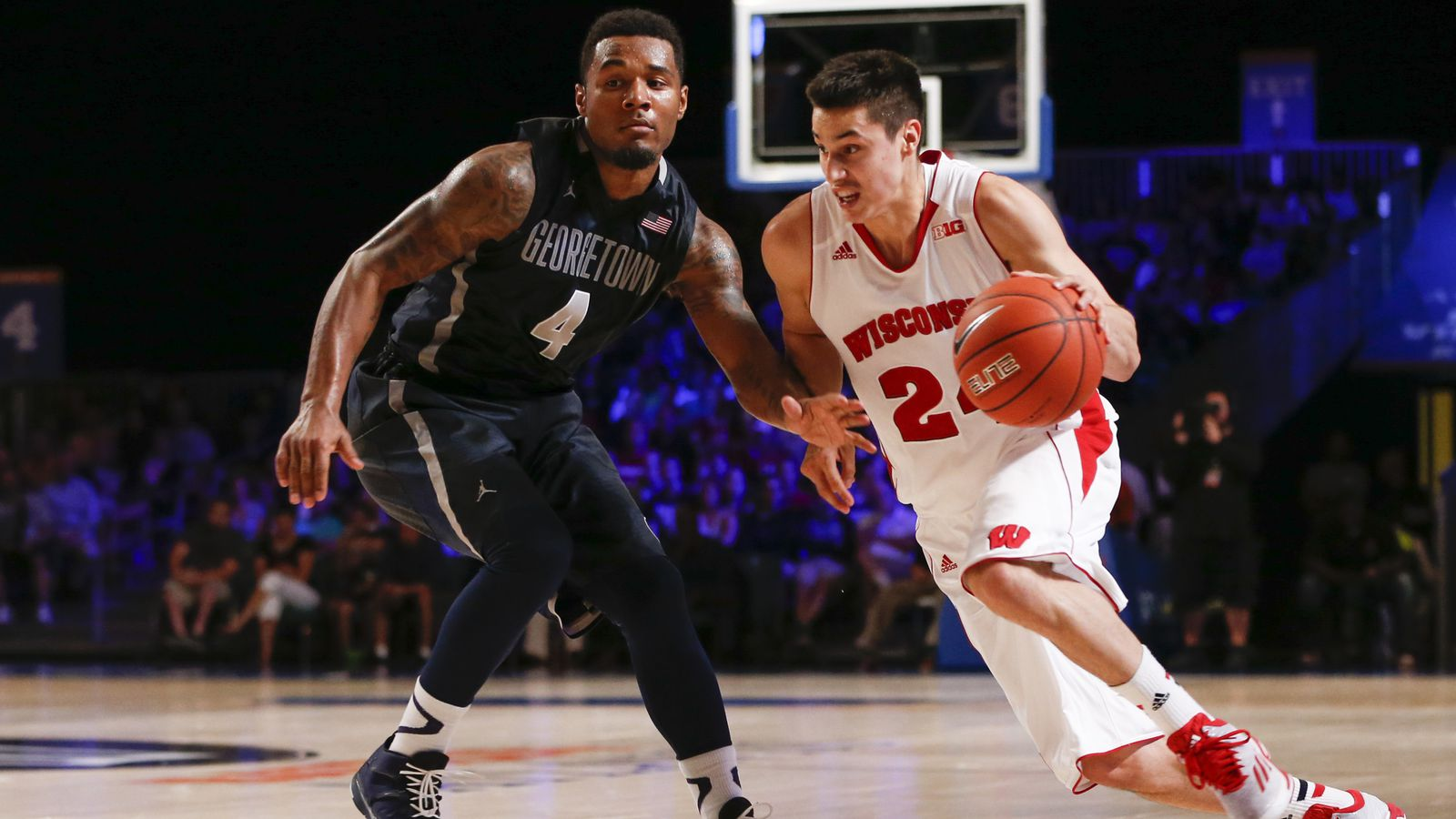 Wisconsin basketball: Five under-the-radar games for the ...