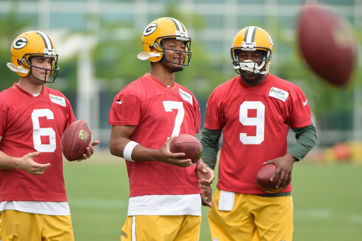 NFL: Green Bay Packers-Minicamp