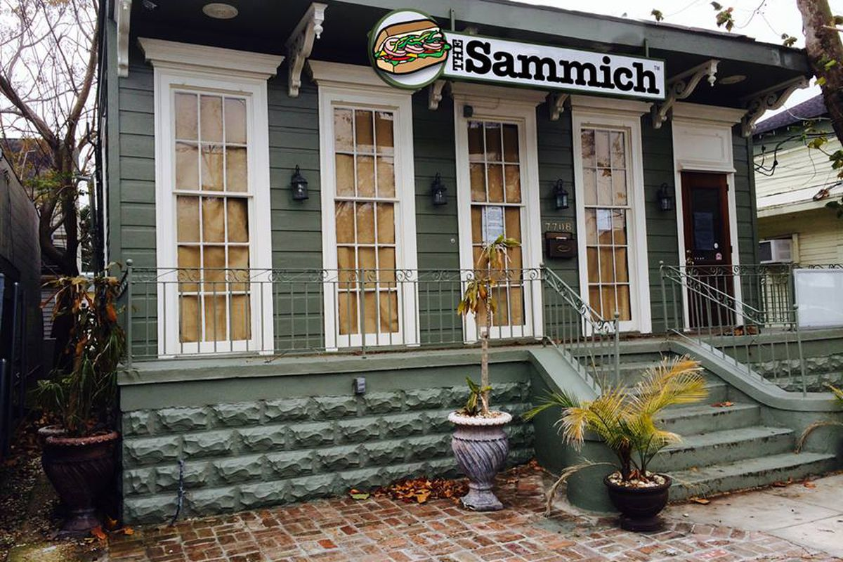 The Sammich, coming Uptown in February