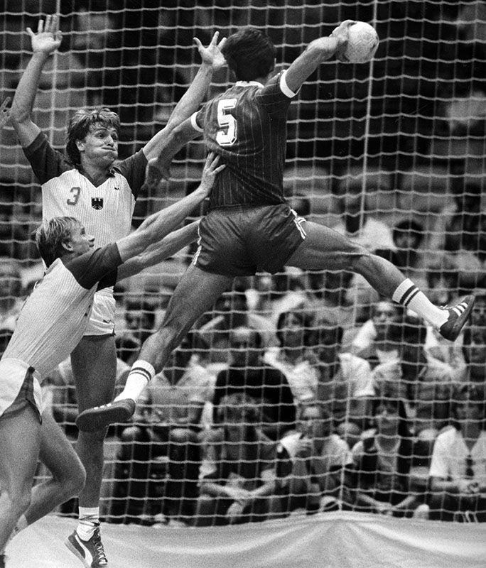1984 Olympic handball