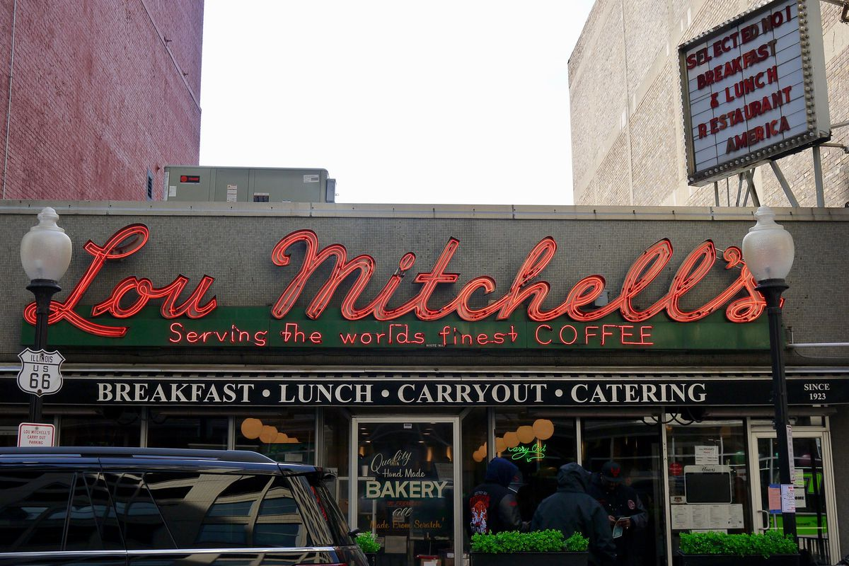Lou Mitchell's Diner
