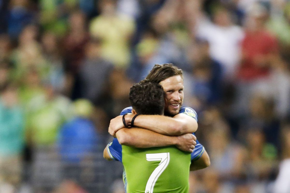 MLS: D.C. United at Seattle Sounders FC