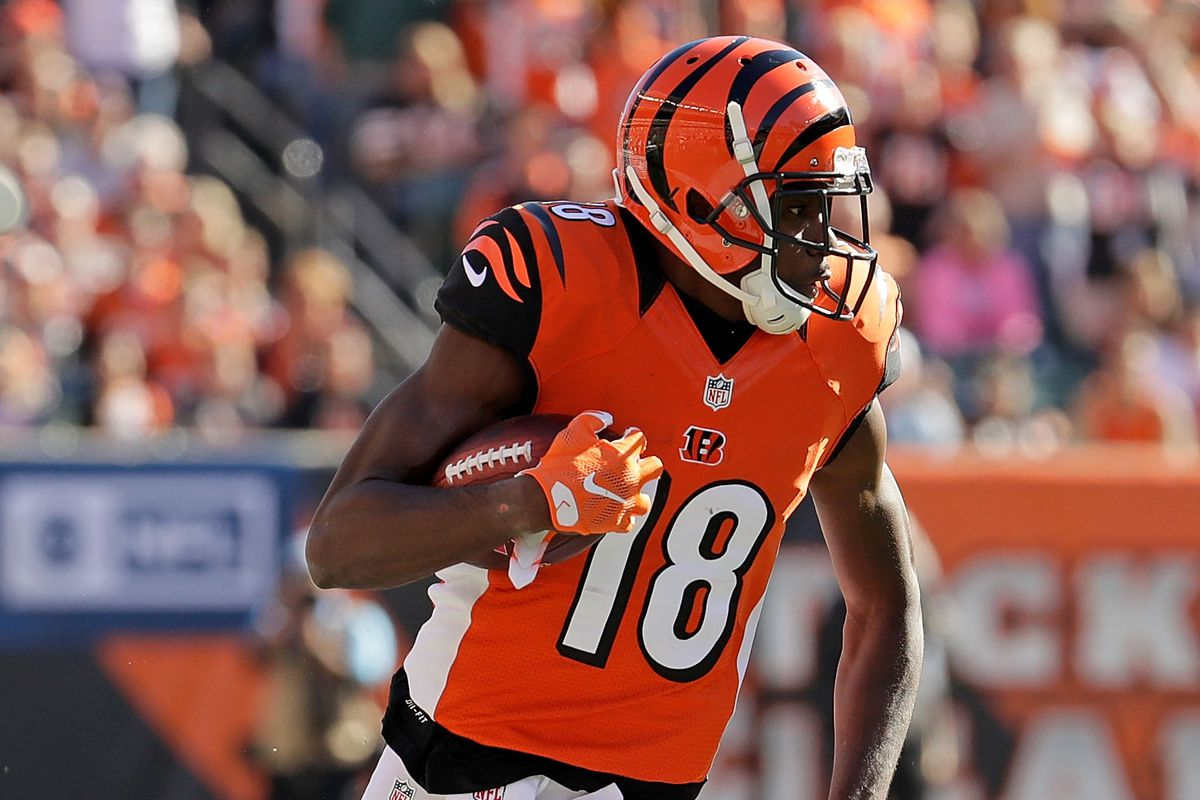 The case for A.J. Green as the NFL's best wide receiver - Cincy Jungle