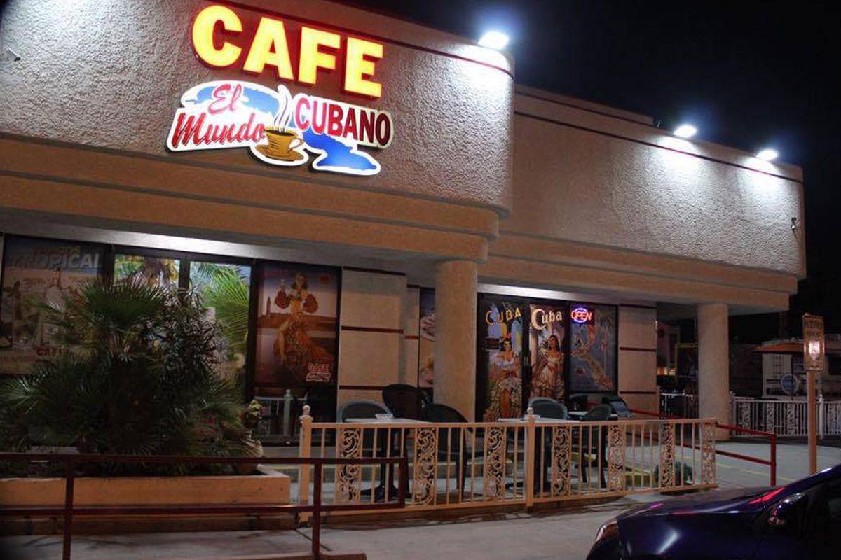 Cafe el Mundo Cubano