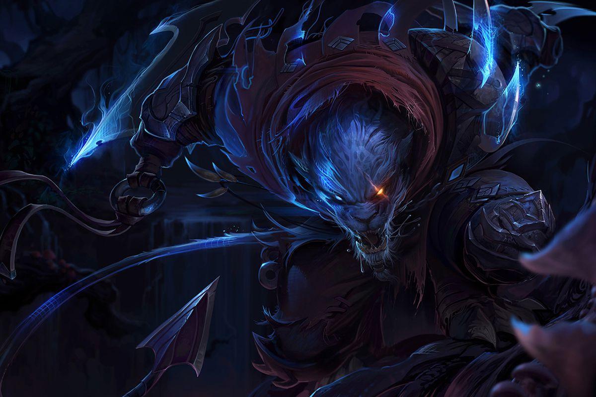 Beast Realm Rengar_Splash_2.0