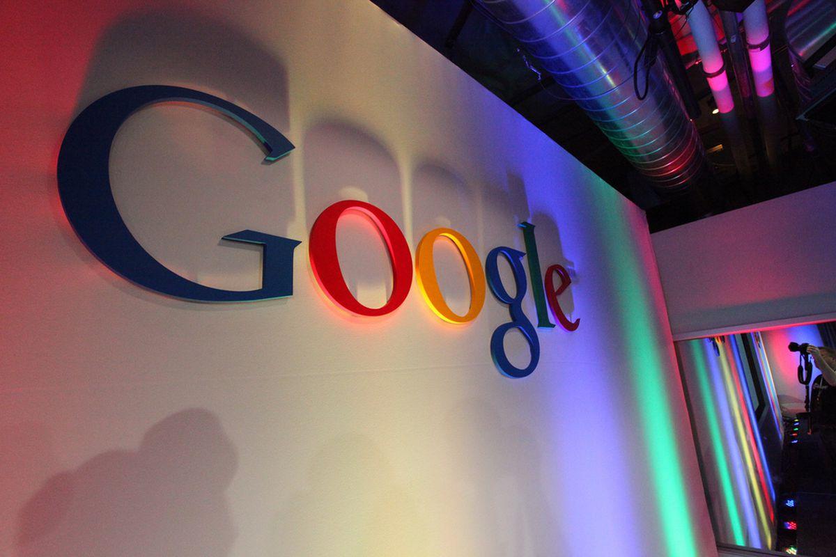 Google logo (FLICKR)