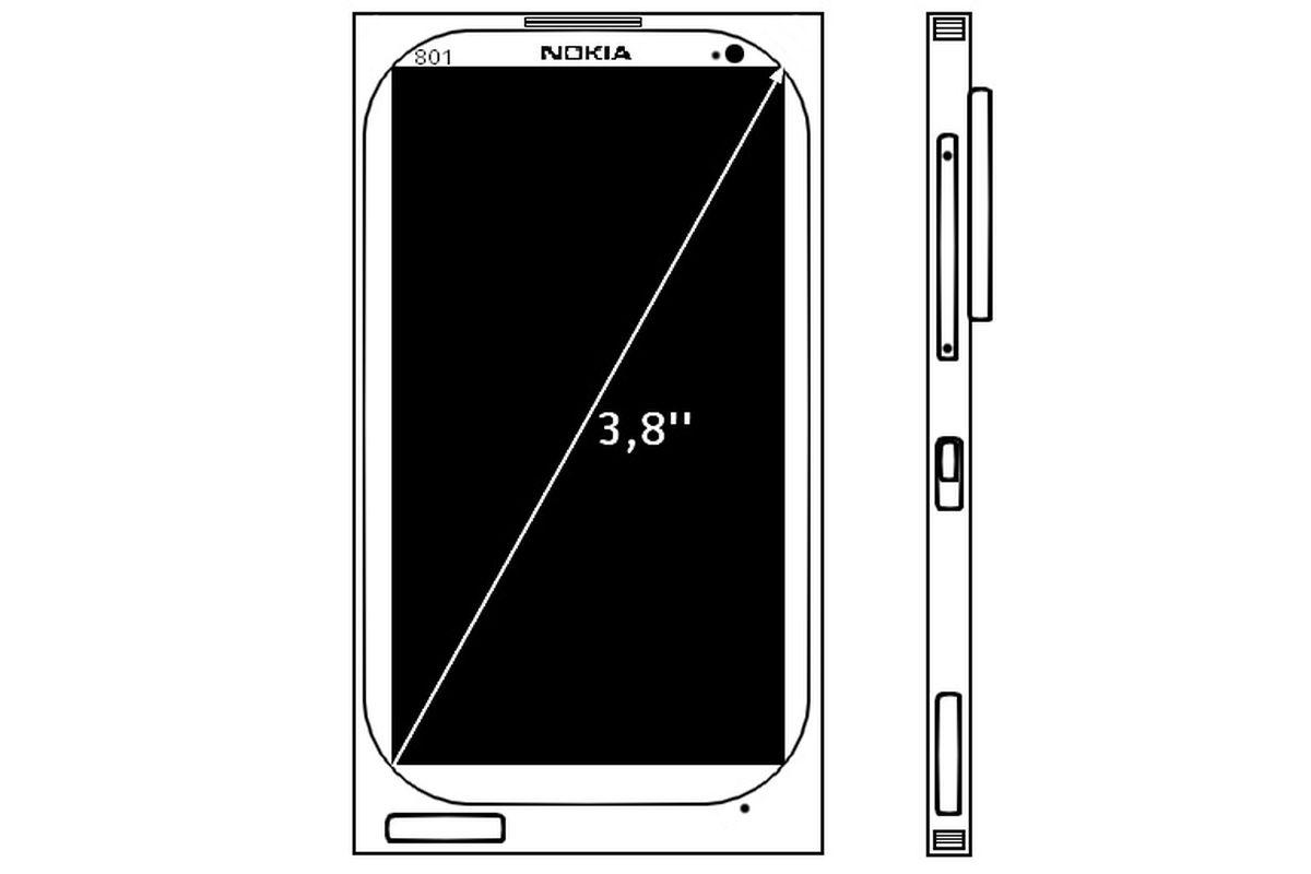 Nokia 801 rumor