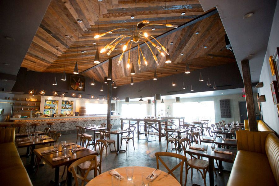 Madera Kitchen, a Rustic Mediterranean Eatery in Hwood - Eater LA