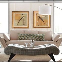 """Still feeling the nesting vibe? Then head two blocks east to Foch Street where you'll find There's No Place Like Home, a furniture store with decidedly un-showroom-like prices. Image via <a href=""""http://www.noplacelikehomefurnishings.com/"""">There's No Plac"""