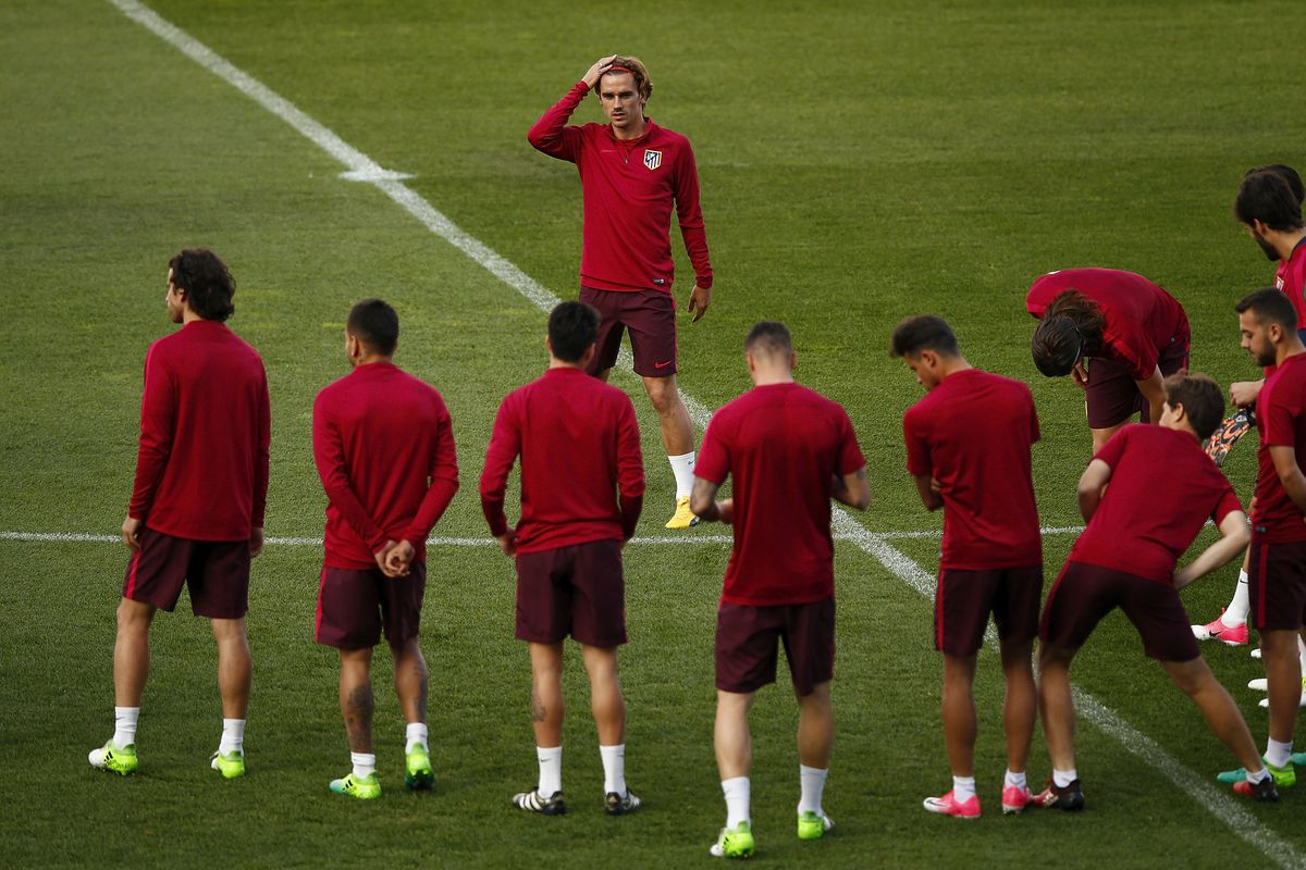 Simeone Brings 29 Players To Germany For Audi Cup Into The Calderon