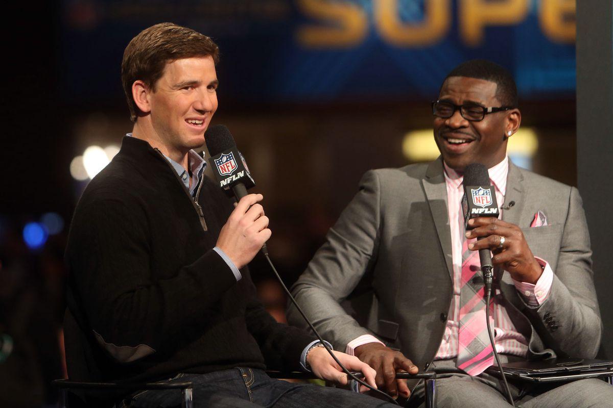 Eli Manning on NFL Network Wednesday