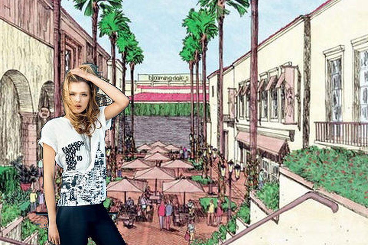 "Fashion Island sketch via <a href=""http://articles.latimes.com/2009/jun/26/business/fi-fashion-island26"">LAT</a>"