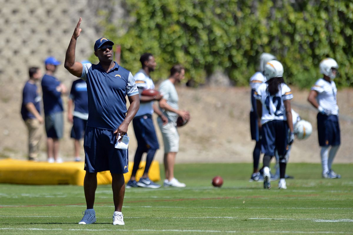 NFL: Los Angeles Chargers-Minicamp