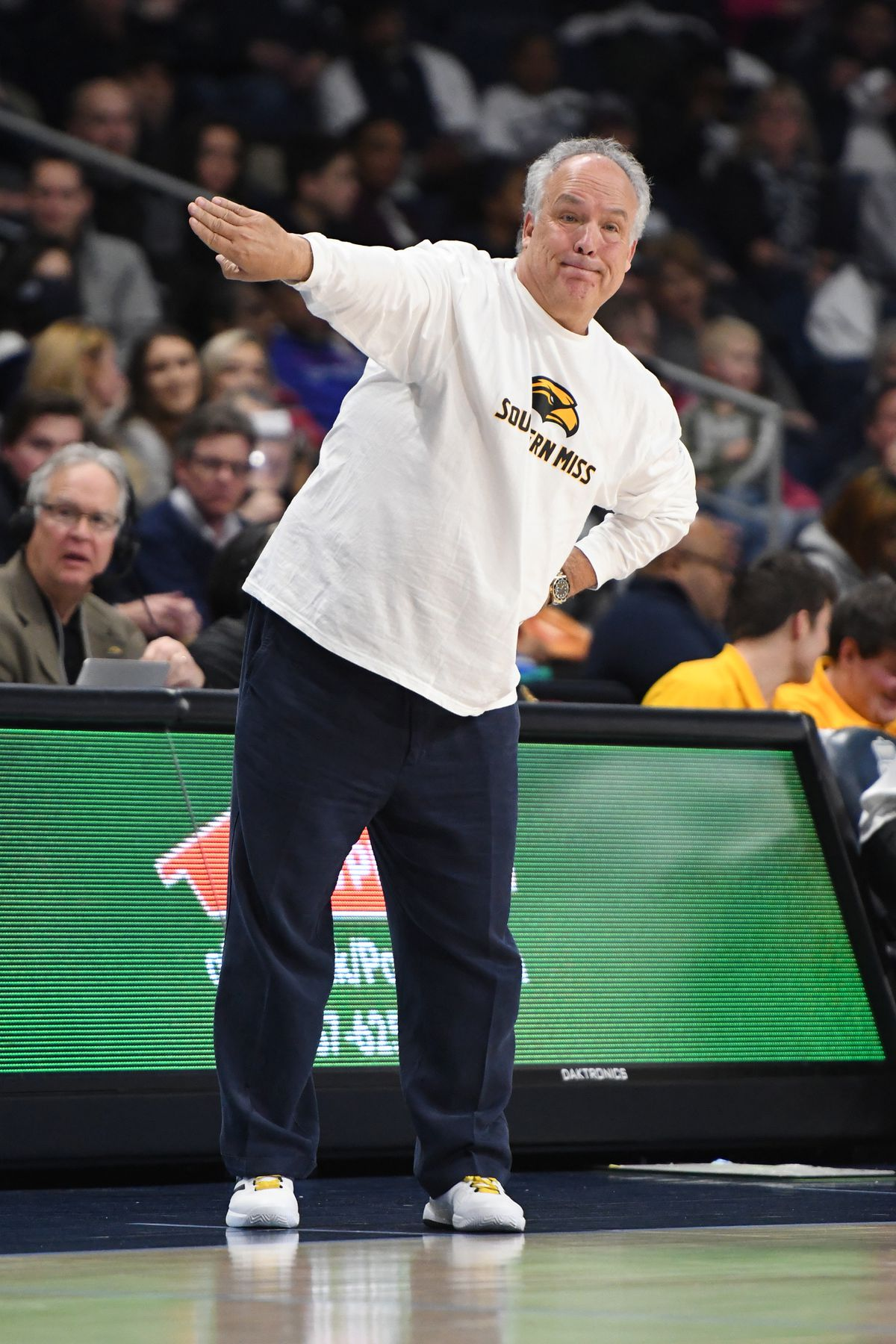 Southern Miss v Old Dominion