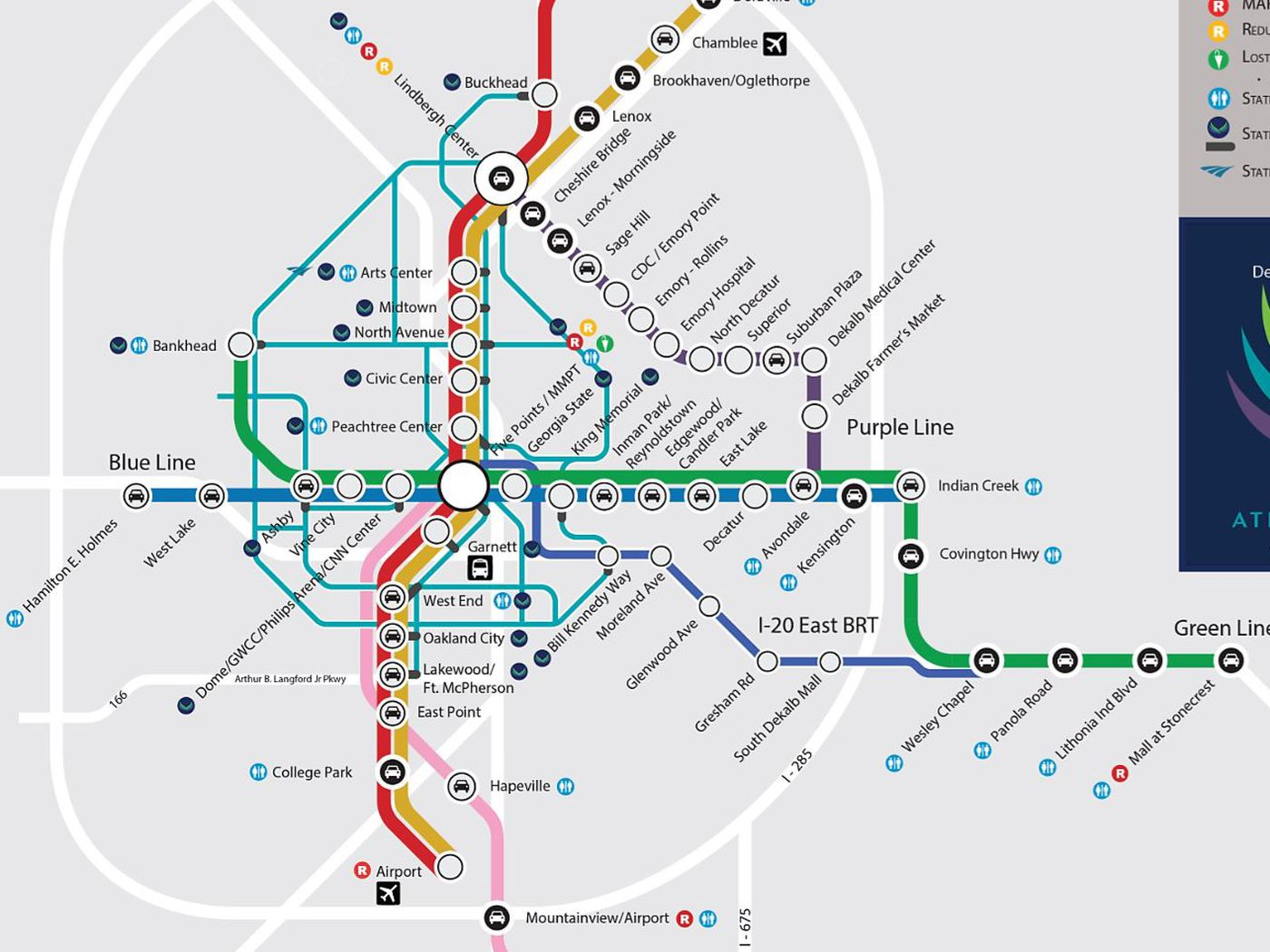latest greatest marta dream map could actually happen curbed