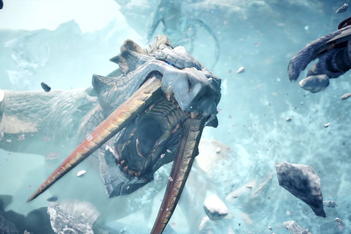 Monster Hunter World: Iceborne review: exactly what the game