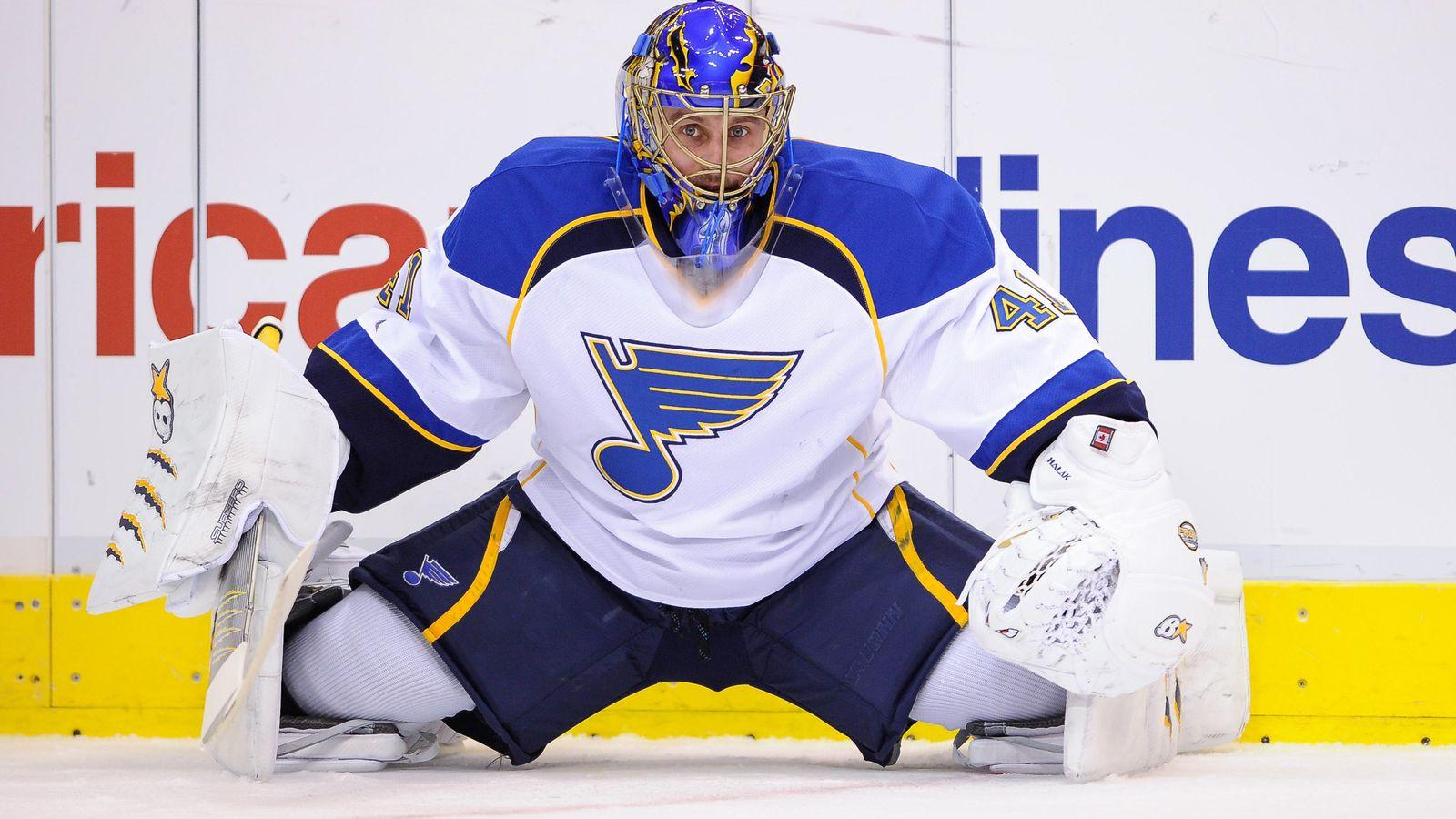 星期一的NHL赛程和首发守门员:Jaroslav Halak回归国王队