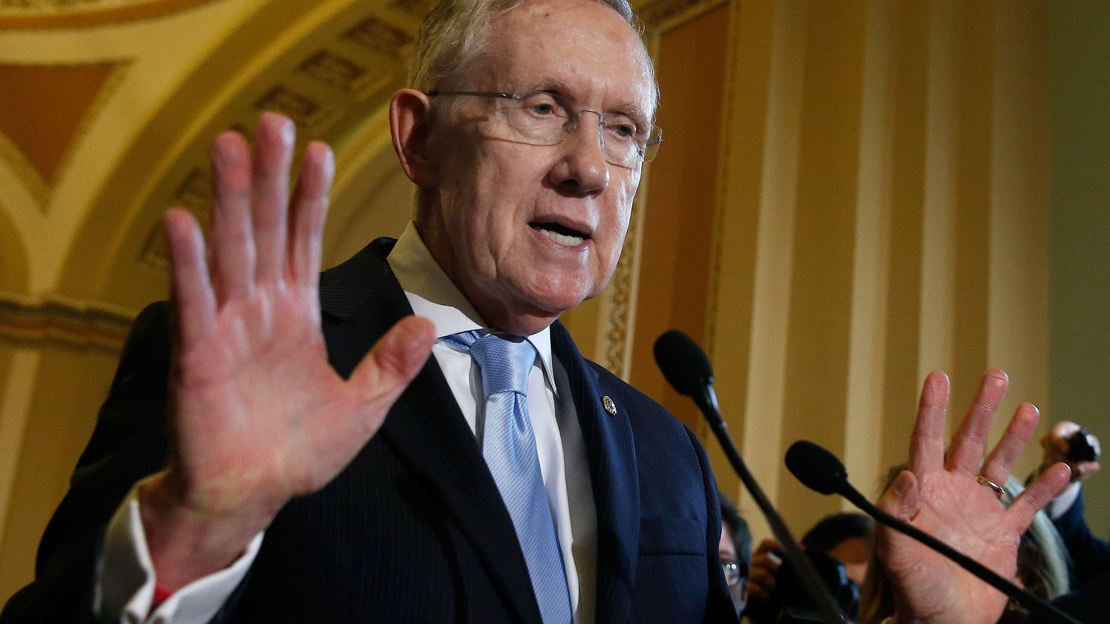 The Senate Rejected A Bill To Limit NSA Spying. Here's