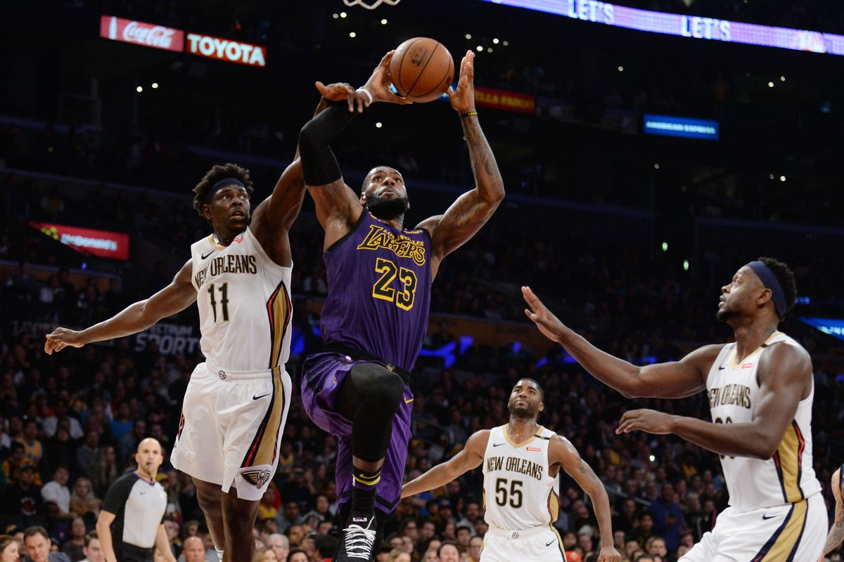 693451ad3ca8 NBA Preview  New Orleans Pelicans hosting much-anticipated matchup with Los  Angeles Lakers on heels of Anthony Davis trade request