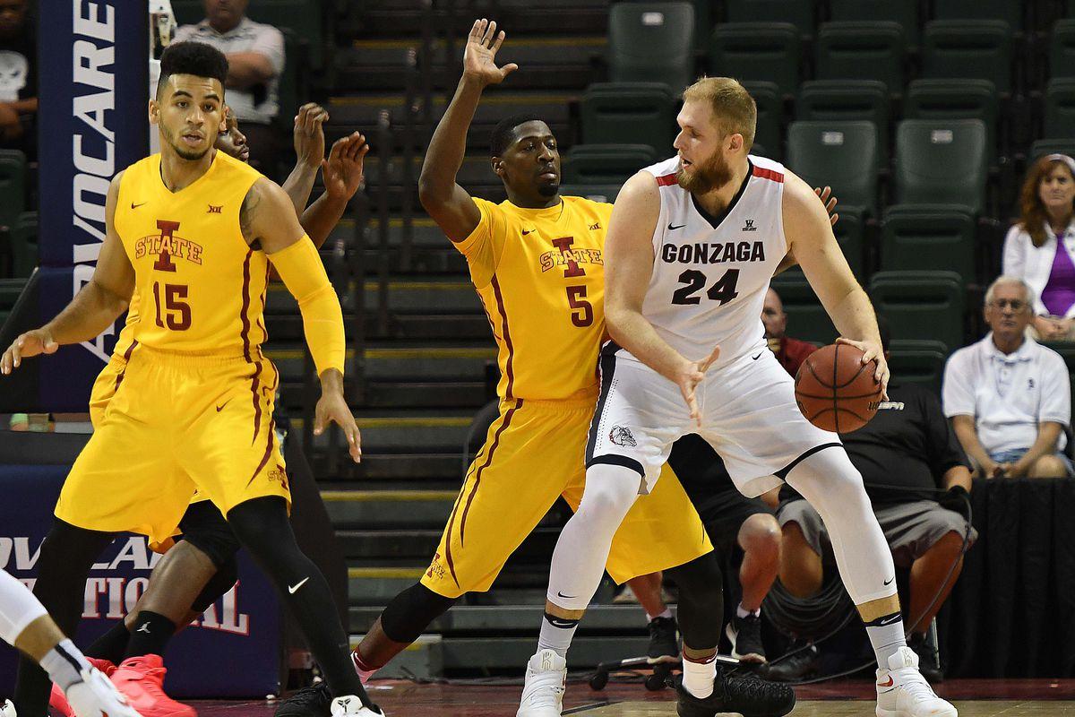 NCAA Basketball: Iowa State at Gonzaga