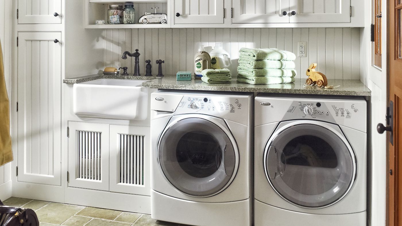 Read This Before You Redo Your Laundry Room - This Old House