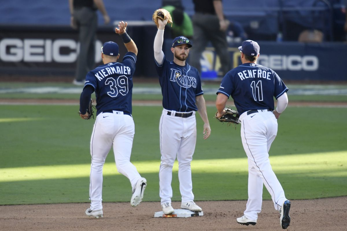 League Championship - Houston Astros v Tampa Bay Rays - Game Two