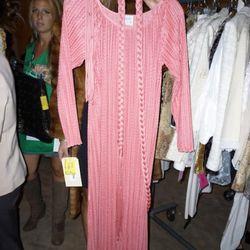Like this Mary McFadden maxi-dress