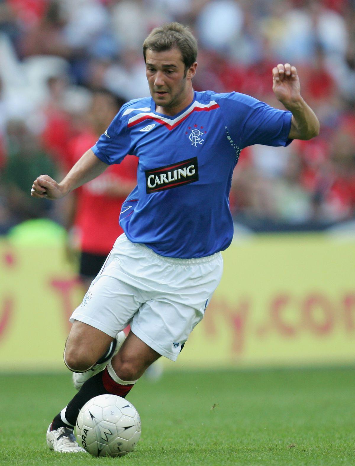 Hanover 96 v Glasgow Rangers