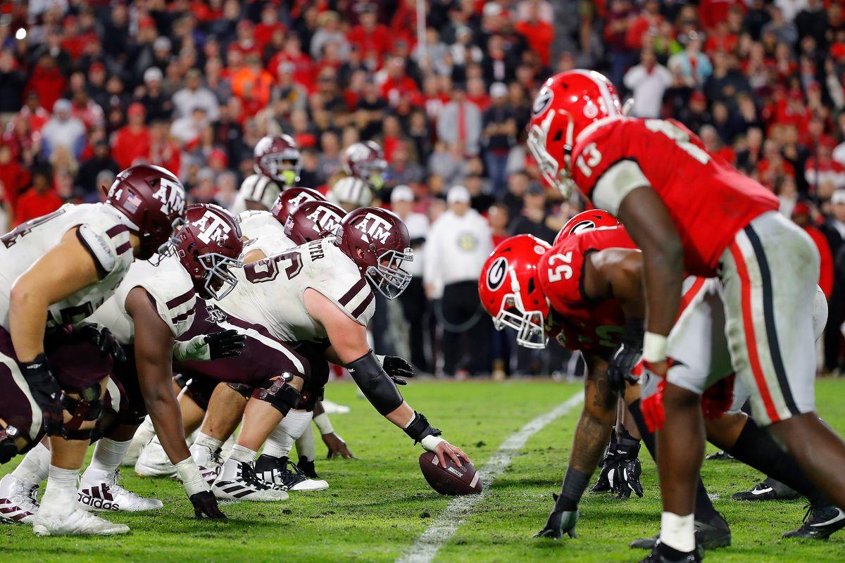 Texas A&M v Georgia