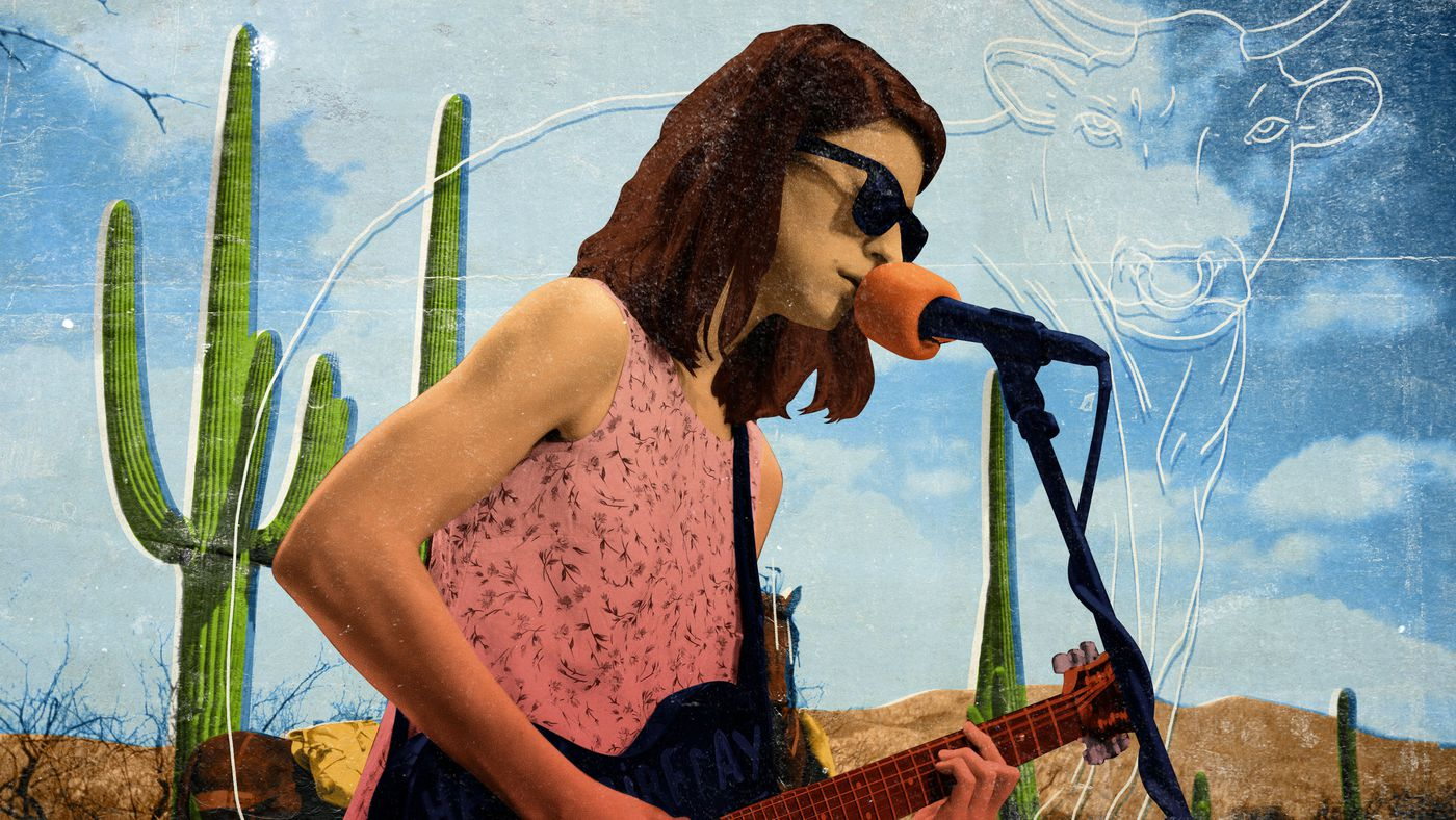 The Simple Brilliance of Colleen Green's Cover of Blink-182's 'Dude Ranch' Album
