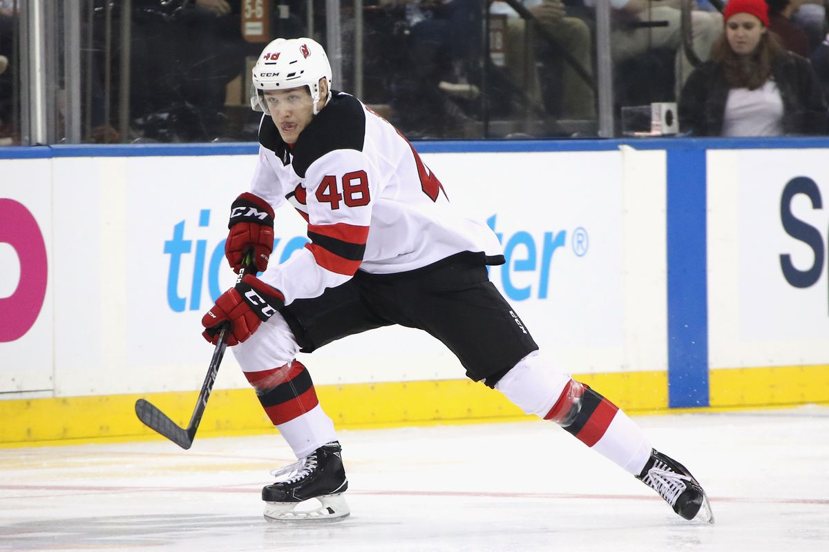new style 4e166 40c41 Devils Make Three Cuts Before Europe Trip - All About The Jersey