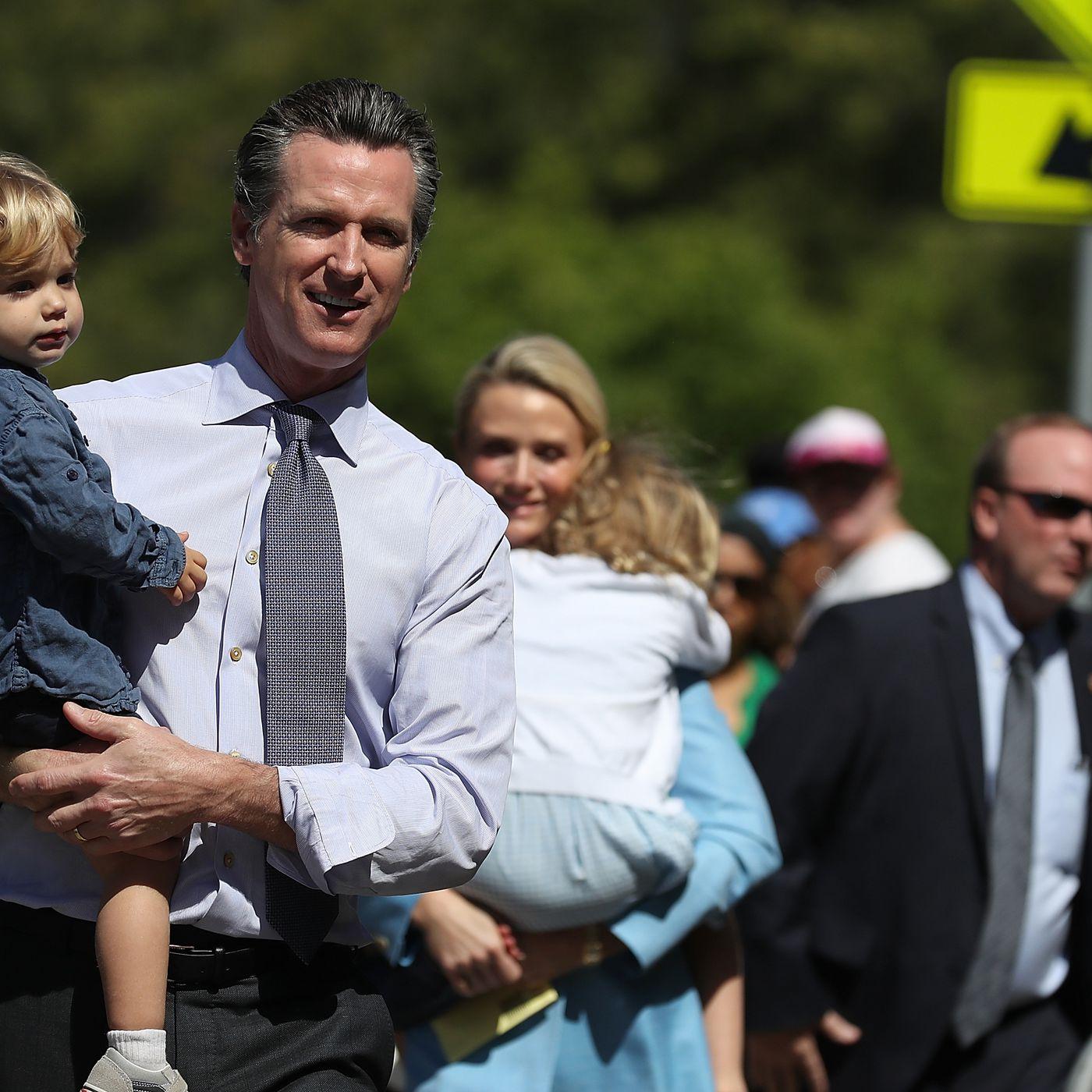 vox.com - Dylan Matthews - Gavin Newsom's ambitious plan to cut poverty in California
