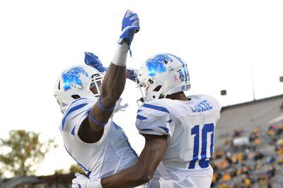 NCAA Football: Memphis at Missouri