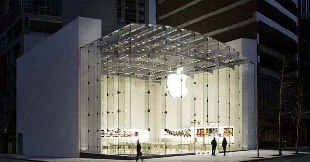 Apple is giving employees $2,500 bonuses in restricted stock units after new tax law