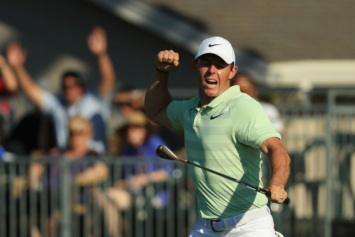 McIlroy, DJ, Mickelson lose early in Match Play